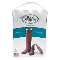 Dial Industries 2-Pack Boot Shaper in White