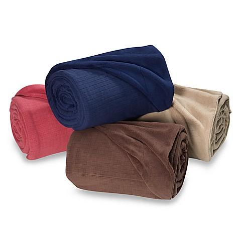 Polartec 174 Softec Throw Blanket By Berkshire Blanket