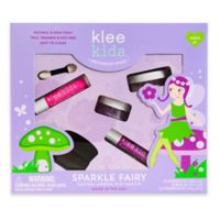 Luna Star Naturals Klee Kids™ 4-Piece Sparkle Fairy Mineral Play Makeup Kit