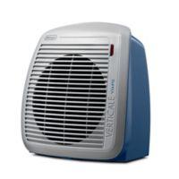 De'Longhi SafeHeat 1500W Fan Heater in Blue