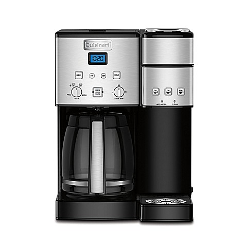 cuisinart 12 cup coffee maker cuisinart 174 coffee center ss 15 12 cup coffee maker and 29420