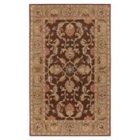 Surya Caesar Vintage-Inspired 6' x 9' Area Rug in Brown/Tan