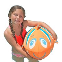 Pool Master Fish Ball in Orange