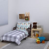 carter's® Woodland Boy 4-Piece Toddler Bedding Set