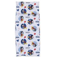 Disney® Mickey Mouse Preschool Nap Mat Sheet in Blue