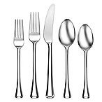 Oneida® Faceta 20-Piece Flatware Set