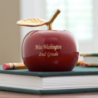 Apple Brass Teacher's Bell