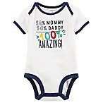 carter's® Newborn  100% Amazing  Bodysuit in Ivory