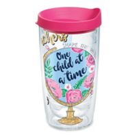 Tervis® Simply Southern® Teachers Globe 16 oz. Wrap Tumbler with Lid