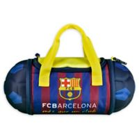 Barcelona Soccer Ball Lunch Bag
