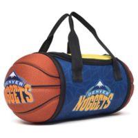 NBA Denver Nuggets Basketball to Lunch Bag