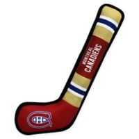 NHL Montreal Canadiens Hockey Stick Pet Toy
