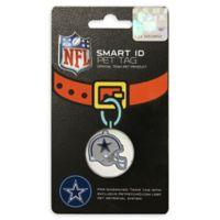 Pets First Company NFL Dallas Cowboys Smart ID Pet Tag
