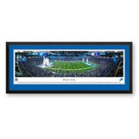 NFL Detroit Lions Panoramic Wall Art