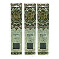 Karma Scents Jasmine Premium Incense with Jewel Holders