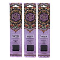 Karma Scents Lavender Premium Incense with Jewel Holders