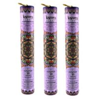 Karma Scents Lavender Premium Incense with Wooden Holders
