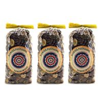 Karma Scents Sandalwood Scented Potpourri (Set of 3)