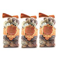 Esscents Home Fragrance Sandalwood Spice Scented Chunky Potpourri (Set of 3)