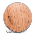 sparoom® Lunar™ Ultrasonic Essential Oil Diffuser in Wood
