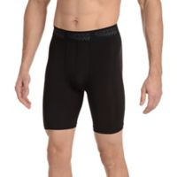 Copper Fit® Small Men's Base Layer Compression Short in Onyx