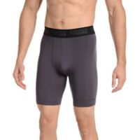 Copper Fit® Small Men's Base Layer Compression Short in Iron