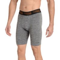 Copper Fit® X-Large Men's Base Layer Compression Short in Charcoal