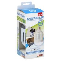 Pic® Insect Killer Dual Purpose Bug Zapper with LED Light