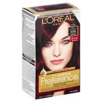 L'Oreal® Superior Preference Fade-Defying Color and Shine in Deep Burgundy 3DB