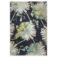 Dynamic Rugs Fusion Dandelion 6'7 x 9'6 Multicolor Area Rug