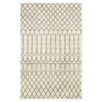 Capel Rugs® Fortress Trellis 7' x 9' Hand-Knotted Area Rug in Beige