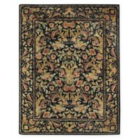 Capel Rugs® Garden Farms 5' x 8' Hand-Tufted Area Rug in Black
