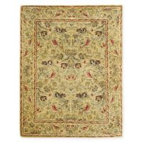 Capel Rugs® Garden Farms 7' x 9' Hand-Tufted Area Rug in Yellow