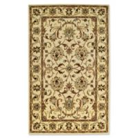 Capel Rugs Guilded 7' x 9' Area Rug in Beige