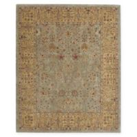 Capel Rugs® Forest Park Persian Cedars 5'6 x 8'6 Hand-Tufted Area Rug in Green
