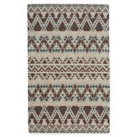 Capel Rugs® Fort Apache 8' x 11' Hand-Tufted Area Rug in Beige