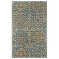 Momeni Cosette Scroll 8' x 11' Area Rug in Blue