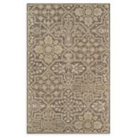 Momeni Cosette Scroll 8' x 11' Area Rug in Brown