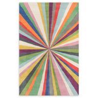 Momeni Delhi 5' x 8' Hand Tufted Multicolor Area Rug
