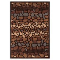 Momeni Bliss 8' x 10' Area Rug in Brown