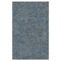 Momeni Delhi 3'6 x 5'6 Hand-Tufted Area Rug in Blue