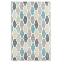 Momeni Bliss Hand-Tufted 5' x 7'6 Accent Rug in Multi