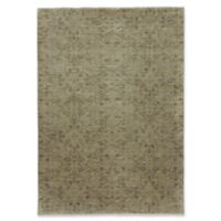 Capel Rugs® Heavenly 8' x 10' Hand-Knotted Rug in Dark Beige