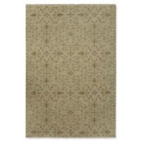 Capel Rugs® Heavenly 8' x 10' Hand-Knotted Rug in Beige