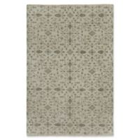Capel Rugs® Heavenly 8' x 10' Hand-Knotted Rug in Grey