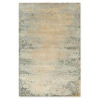 Surya Slice of Nature 2' x 3' Accent Rug in Light Grey