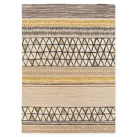 Surya Scion Modern 8' x 11' Area Rug in Camel/Brown