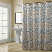 Croscill® Captain's Quarters Shower Curtain in Beige