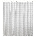CHF Industries Issa Shower Curtain in White
