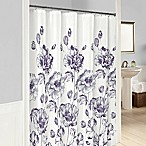 Marble Hill Jasmeen Shower Curtain in Purple